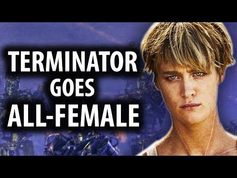 Terminator Goes All Female Despite Ghostbusters & Ocean's 8 Failing