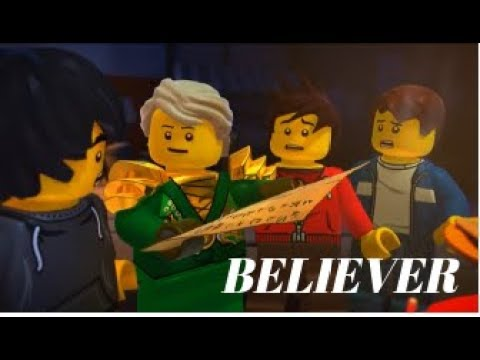 Believer - Ninjago Season 4 Tribute (Imagine Dragons)