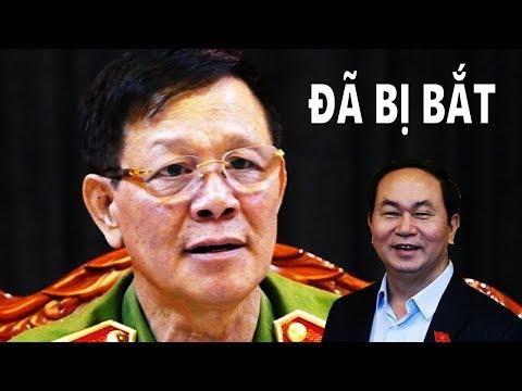 Khởi tố bắt giam khẩn cấp tướng Phan Văn Vĩnh, điều tra khai thác bắt Trần Đại Quang