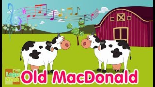 Video Old MacDonald Had A Farm | Nursery Rhyme | Lagu Anak Channel MP3, 3GP, MP4, WEBM, AVI, FLV Juli 2019