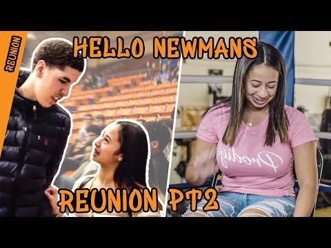 """""""Jaden, Do You Have A CRUSH On LaMelo?"""" Jaden Newman Opens Up & Julian Newman Talks Melo Ball"""