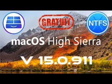Paragon NTFS 15.0.911 Mac os High Sierra 10.13 Gratuit