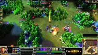 (HD141) Empire vs SK Qualifier IEM Kiev - G3 - League Of Legends Replay [FR]