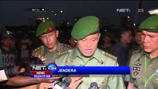 Presiden Jokowi kunjungi pameran Alutsista TNI AD di Monas - NET24