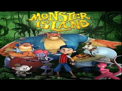 MONSTER ISLAND CARTOON / ENGLISH SUB / MOVIE FREE