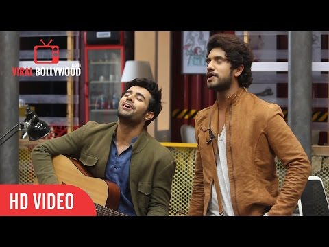 Video Suyyash Rai | Pearl V Puri | Unplugged Singing | Phir Bhi Naa Maane Badtameez Dil | Star Plus download in MP3, 3GP, MP4, WEBM, AVI, FLV January 2017