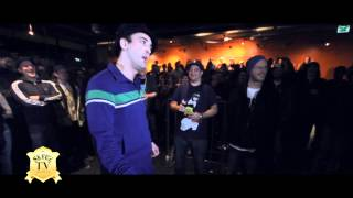 SKEEZ TV BATTLES: DIGGE VIBBER VS ARSENIKLAS