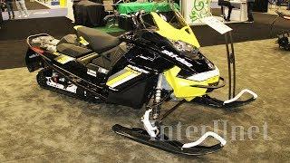 7. 2018 Ski-doo MXZ Blizzard – new snowmobile