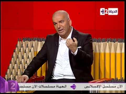 """طوني خليفة لنيشان في برنامج """"ولا تحلم"""": """"ربنا تاب عليّ من التعامل مع الفنانين"""""""
