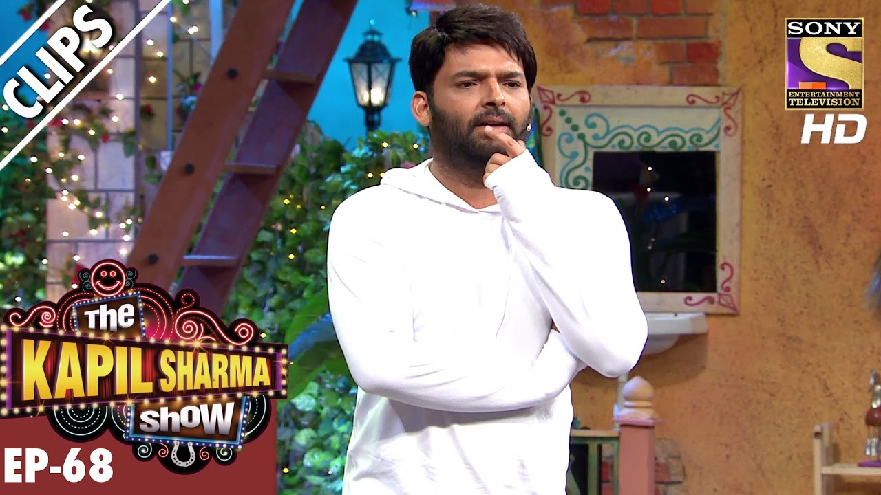 Kapil asks audience about Winters – The Kapil Sharma Show – 18th Dec 2016