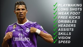 Video This is why Cristiano Ronaldo is the most COMPLETE player EVER MP3, 3GP, MP4, WEBM, AVI, FLV September 2017