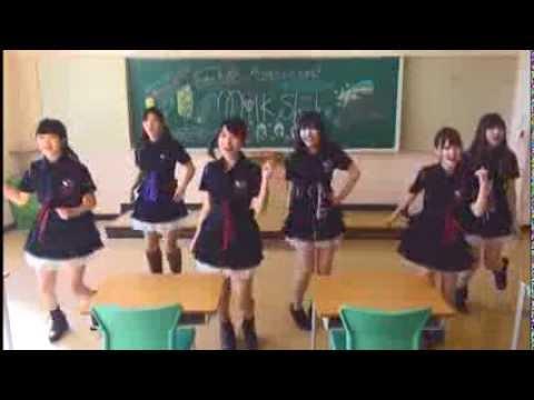 『日曜日は大キライ』 フルPV (MilkShake #ミルクセーキ #長崎発)