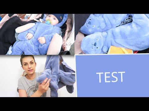 Test: Sterntaler Kuscheloverall   babyartikel.de
