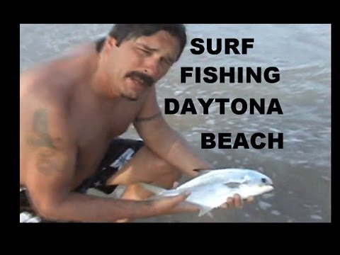 Mixed Bag Surf Fishing Daytona Beach – 2010