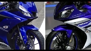Video 2017 Yamaha R15 V3 vs R15 V2 | Comparison MP3, 3GP, MP4, WEBM, AVI, FLV Desember 2017