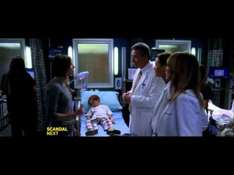 Grey's Anatomy 9.19 (Preview)