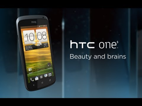 Youtube Video HTC One S Telekom Ware in grau