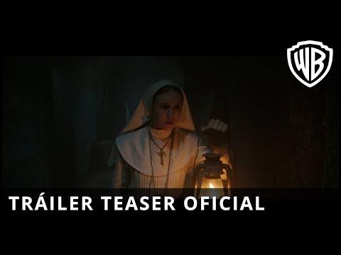 La Monja - Tráiler Teaser Oficial?>