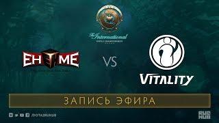 EHOME vs IG.V, The International 2017 Qualifiers [mortallestv]