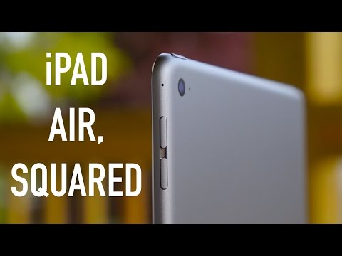iPad Air 2 Review: The Safe Choice for a Solid Tablet