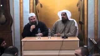 A pranohet Namazi neve që se dim arabishten - Abdul Muhsin el Mutajri - Përkthen Hoxhë Ferid Selimi