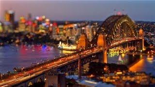 Tiny Sydney: A Beautiful Miniature Video Of Summer