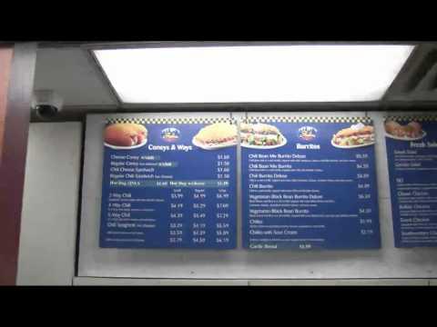 The Headless Food Critic – Episode #7 – Skyline Chili