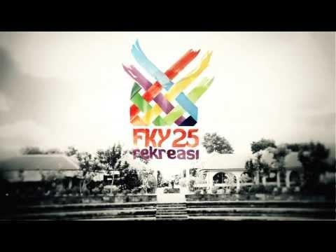 Festival Kesenian Yogyakarta 2013 teaser (official) #FKY25