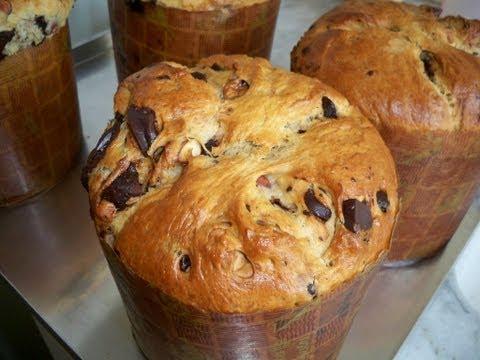 Pan Dulce / Panetone / Pan de Pascua fácil y rápido