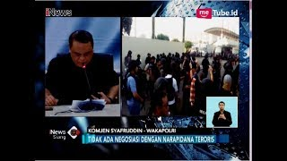 Video 9 Anggota Polisi Disandera, 5 Diantaranya Gugur di Mako Brimob - iNews Siang 10/05 MP3, 3GP, MP4, WEBM, AVI, FLV Juni 2018
