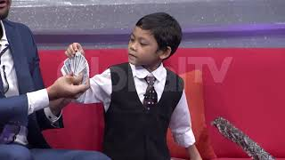 Video Wah! Aksi Magic Mahzura Bikin Tora Sudiro Kagum! | Little Big Shots Indonesia #1 GlobalTV 2017 MP3, 3GP, MP4, WEBM, AVI, FLV Maret 2019