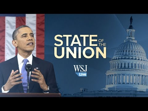 State - Watch President Barack Obama's full 2014 State of the Union address. Click here to subscribe to our channel: http://bit.ly/14Q81Xy Visit us on Facebook: http://www.facebook.com/wsjlive...