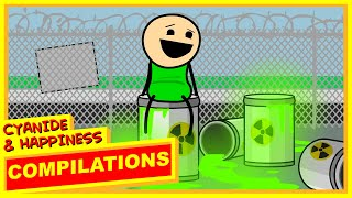 Video Cyanide & Happiness Compilation - #5 MP3, 3GP, MP4, WEBM, AVI, FLV Februari 2018