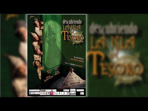 JM Gestión Teatral. Descubriendo la Isla del Tesoro