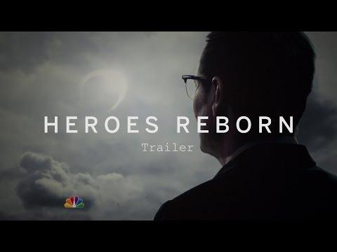 HEROES REBORN Trailer | Festival 2015