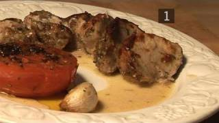 How To Cook Pork Sirloin With Parmesan Sauce At Home