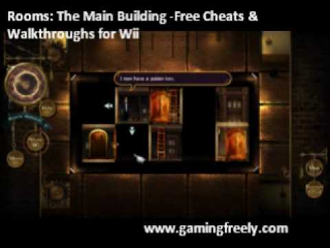 Rooms : The Main Building Wii