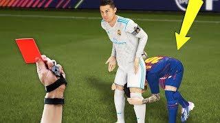 Video Best FIFA 18 FAILS ● Glitches, Goals, Skills ● #4 MP3, 3GP, MP4, WEBM, AVI, FLV Desember 2017