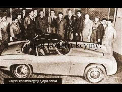 Wizjonerskie polskie samochody vol.2 - FSO Syrena Sport