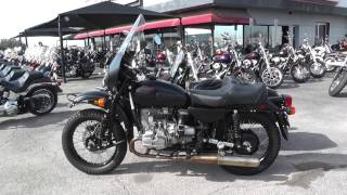 7. URA220779 - 2011 URAL TOURIST - Used motorcycles for sale