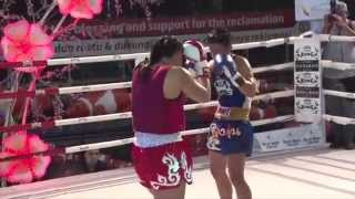 Download Lagu Jak Top Fight 2 - Keke (Baan Muay Thai,Indonesia) VS Daosritrang (Krit Muay Thai,Thailand) Mp3