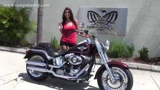9. 2014 Harley-Davidson Fat Boy motorbike for sale in FL