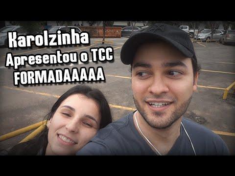 TCC - Twitter: http://goo.gl/FjsFa Face: http://goo.gl/NbXr8 Vlog: http://goo.gl/zojEG Instagram: http://goo.gl/LQiOv4 Hoje a Karolzinha apresentou seu TCC do curso de Contabilidade, e vamos...