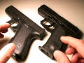 Glock 23 vs H&K USP Compact:  Apples to Apples, Part 2