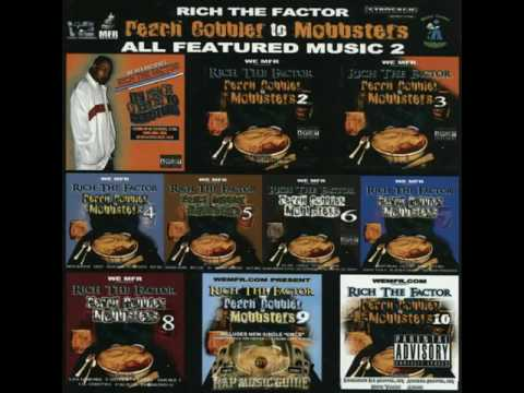 Rich The Factor - All Y'all Some Fuck Niggas Ft. Playboy Shane & Rush Borda