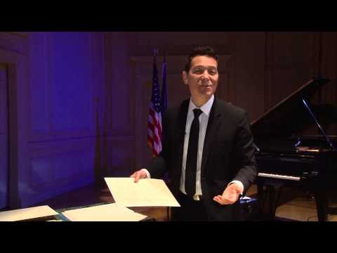 Favorite - In the second episode of a series of videos that explore the Rodgers and Hammerstein collections at the Library of Congress, Michael Feinstein traces the ori...