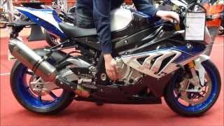 9. #2014 BMW HP4 (Nr.1441)''Akrapovic'' Sound + Display * see also Playlist