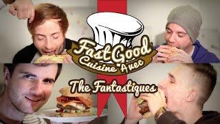 Video FastGood Cuisine avec : Amixem, Sup3r Konar, Kalipso53 et Psyko17 MP3, 3GP, MP4, WEBM, AVI, FLV Mei 2018