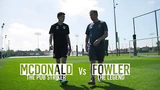 Robbie Fowler's goalscoring masterclass for the BT Sport Pub Cup