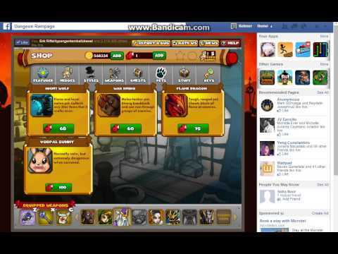dungeon rampage pet hack with cheat engine 6.3